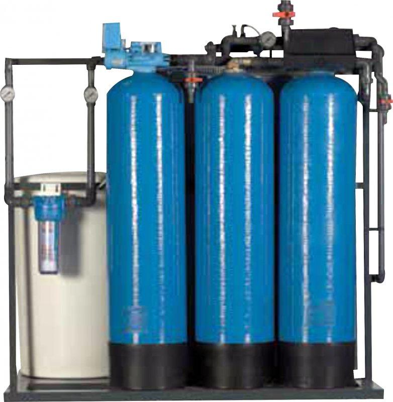 Pedido Agua desionizada ~ agua libre virus bacterias