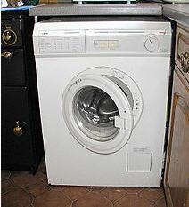Pedido Reparación de lavadoras