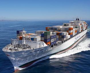 Pedido Transporte marítimo