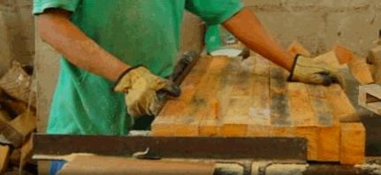 Pedido Fabricación de muebles de madera