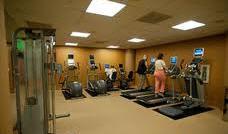 Centro de fitness en hotel