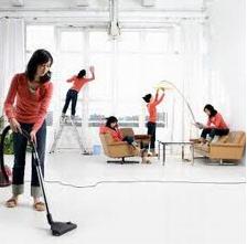 Limpieza general de locales