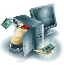 Reparacion de sistemas computadoras