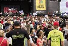 Seguridad de conciertos