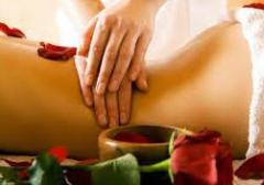 Masaje aromático