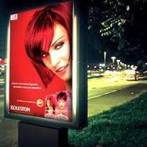 Diseño de publicidad exterior