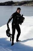Servicios de equipo para diving