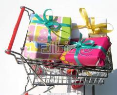 Viajes de compras