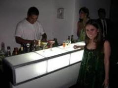 Servicios de bar