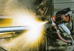 Servicios de metalización