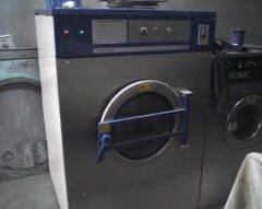 Reparación de equipos de lavandería