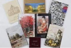 Impresión de libros del arte
