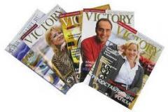 Impresión de revistas en papel con semirevestimiento