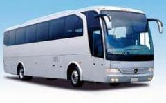 Viajes en autobús