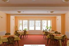 Comedor en el hotel