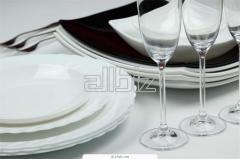 Servicios de restaurantes