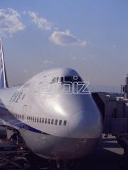 Transporte aereo de pasajeros