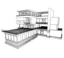 Proyección arquitectónica