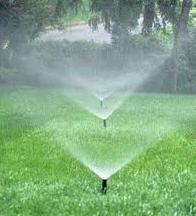 Sistemas de riego el jardín