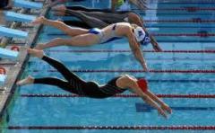 Enseñanza de natación