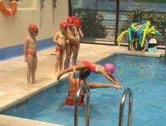 Servicios de instructor de natación