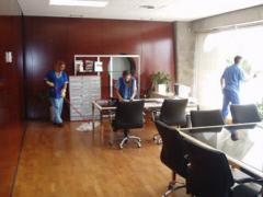 Limpieza diaria de oficinas