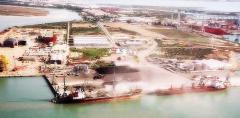 Reparación de maquinaria portuaria