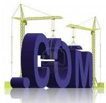 Creación del sitio web individual