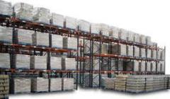 Servicios de almacenajes