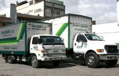 Servicios de transporte de cargas