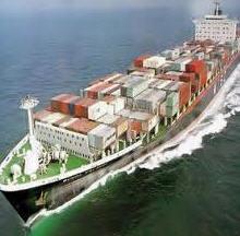 Transportaciones marítimas de cargas