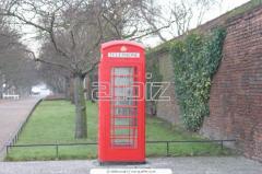 Servicios de comunicacion por telefono
