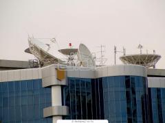 Servicios de comunicación satélite