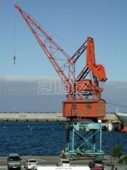 Repair of port equipment