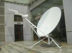 Alquiler de antenas satélite