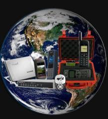 Alquiler de equipo satelital