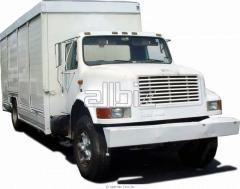 Servicio internacional de carga