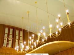 Iluminacion de tiendas
