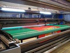 Impresión de ancho formato en tela de banner (vinila)