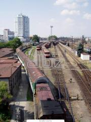 Logística de tràfico ferroviario