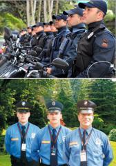 Guardas y Supervisores