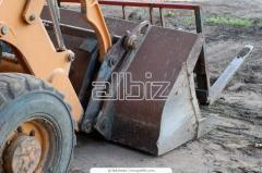Servicios De Alquiler de Equipos Para la Construcción
