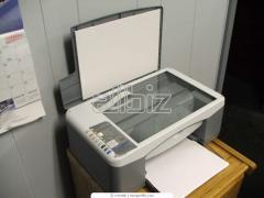 Сonsignación de Impresoras