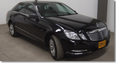 Alquiler de Sedan Mercedes E-CLASS