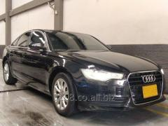 Alquiler de Audi A6 con conductor