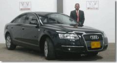 Alquiler de Audi A6