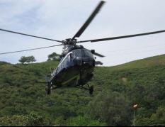 Servicio de transporte charter en helicopteros