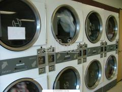Lavandería en Hotel