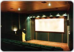 Sala de Cine en Hotel