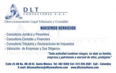 Consultoría Tributaria